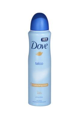 Deodorant antiperspirant spray Dove Talco, 150 ml