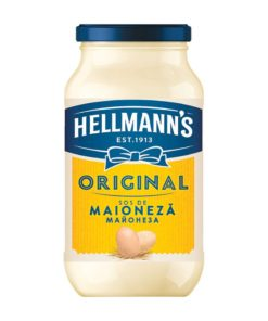 Hellmann's Original Sos de Maioneza 650ml