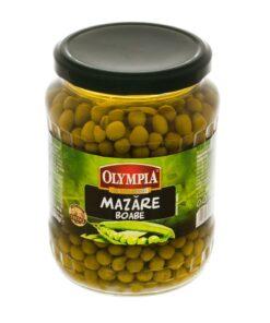 Mazare verde 680 g Olympia