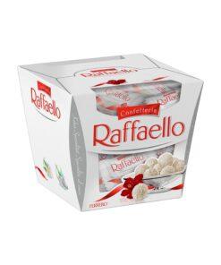 Raffaello - Specialitati crocante de nuca de cocos, cu migdala intreaga in interior 150g