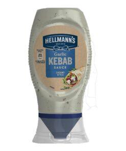 Hellmann's Sos kebab creamy style 256g