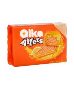 Alka Alfers - Napolitane cu crema de lamaie 170g
