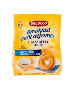 Balocco - Ciambelle Biscuiti cu smantana 700g