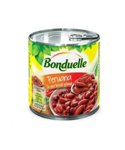 Bonduelle - Peruana fasole rosie in sos tomat picant 430g