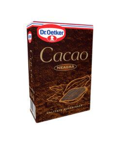 Dr. Oetker Cacao neagra 100g