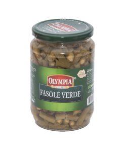 Olympia - Fasole verde pastai 720ml