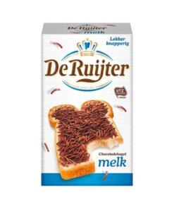 Fulgi de ciocolata cu lapte De Ruijter - Olanda 300g