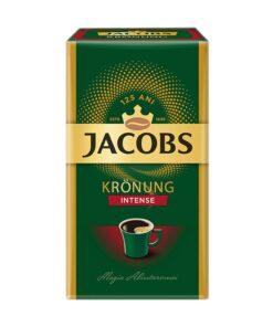 Jacobs Intense - Cafea prajita si macinata 250g