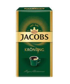 Jacobs Kronung - Cafea prajita si macinata 250g
