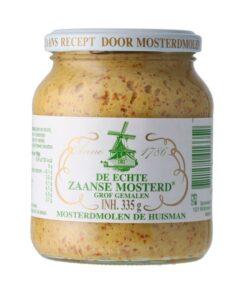 Mosterdmolen de Huisman mustar olandez picant 335g