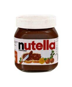 Nutella - Crema tartinabila de alune de padure cu cacao 400g
