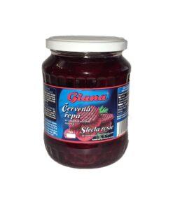 Giana - Sfecla rosie felii in saramura dulce acrisoara 720 ml