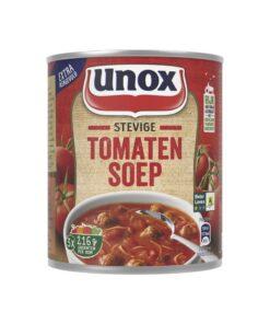Supa copioasa de rosii cu carne Unox Olanda 800 ml