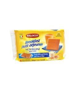 Balocco - Novellini Biscuiti cu miere 350g