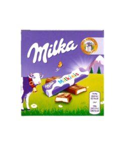 Batoane de ciocolata cu crema de lapte Milka - Milkinis 43,75 g