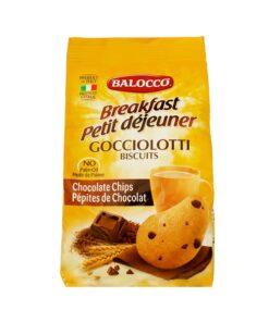 Balocco - Gocciolotti Biscuiti cu fulgi de ciocolata 700g
