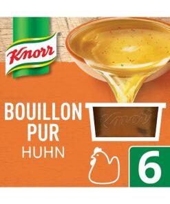 Bulion concentrat de pui Knorr