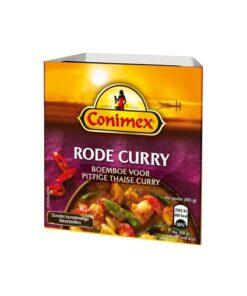 Pasta de condimente Rode Curry Conimex Olanda 95g