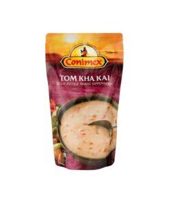 Supa de pui tailandeza usor picanta TOM KHA KAI CONIMEX 570 ML