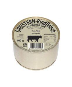 Conserva din carne de vita DREISTERN-Rindfleisch 400g