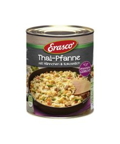 Tigaie thailandeza cu pui si lapte de cocos Erasco Germania 800 g