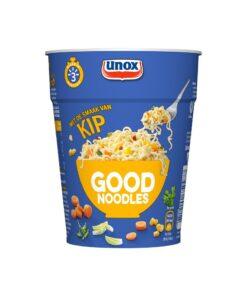 Noodles cu gust de pui Unox Olanda 65g
