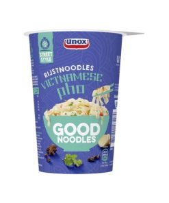 Noodles de orez Vietnamese Pho Unox Olanda 60g
