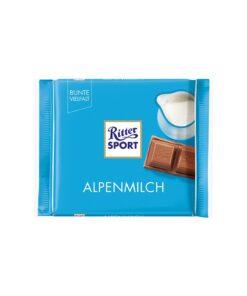 Ritter Sport Ciocolata cu lapte 100 grame