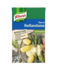 Sos Knorr Hollandaise cu ierburi 250 ml