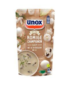 Supa-crema de ciuperci Champignon Unox Olanda 570 ml