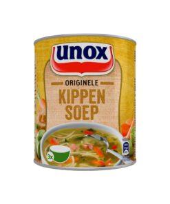 Supa de pui Unox Olanda 800 ml