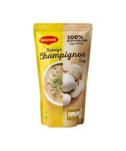 Supa-crema vegetariana de ciuperci Champignon Maggi 570ml