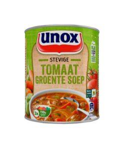 Supa de rosii cu carne Unox Olanda 800 ml