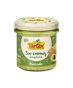 Tartex Bio - Pasta tartinabila de avocado 140g