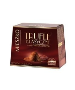Mieszko Classic Truffles aroma ciocolata 175 g, trufe