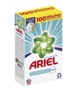 Ariel Pudra Febreze 100 spalari 6,5 kg