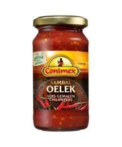 Conimex Sambal Oelek ardei iute proaspat macinat 200 g