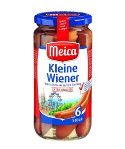 Meica Kleine Wiener Crenvursti 375 g