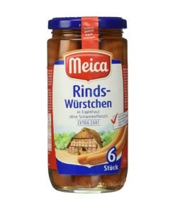 Meica Rinds-Würstchen Crenvursti 380 g