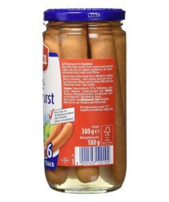 Meica Saft-Bockwurst Crenvursti 380 g