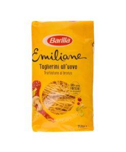 Paste cu oua Barilla Emiliane Taglierini all'uovo 250 grame