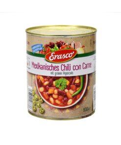 Erasco Mexican Chili con Carne cu ardei verzi 800 g