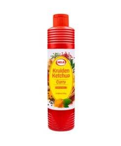 Ketchup Curry Original Hela 800 ml, Ketchup Olanda