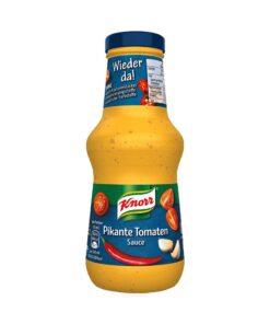 Knorr pikante tomate sos 250ml