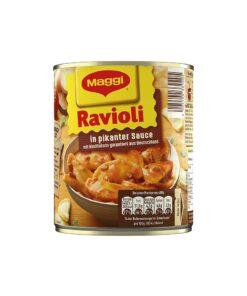 Ravioli in sos picant, bucatele de vita Maggi 800 g