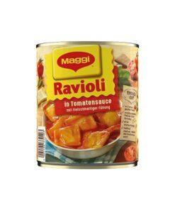 Ravioli in sos de rosii cu umplutura de carne Maggi 800 g