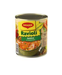 Ravioli de legume in sos de rosii-legume Maggi 800 g