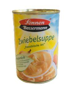 Supa de ceapa stil frantuzesc Sonnen Bassermann 400 ml