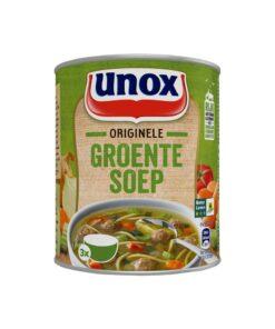 Supa copioasa de legume Unox Olanda 800 ml