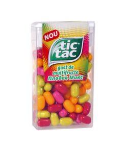Tic Tac Drajeuri cu gust de multifructe 49g